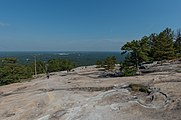 Walk Up Mountain Trail, Stone Mountain 20160630 1.jpg