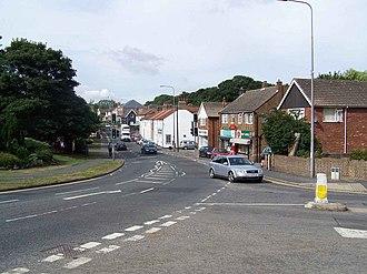 Waltham, Lincolnshire - Image: Waltham geograph.org.uk 216508