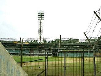 2008 Indian Premier League - Image: Wankhede 1