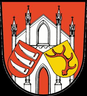 Beeskow - Image: Wappen Beeskow