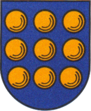 Gartow - Image: Wappen Gartow