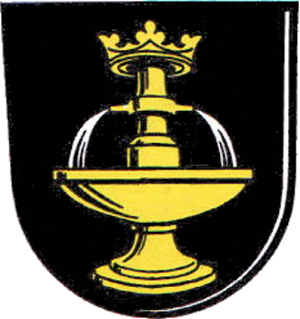Königsbronn - Image: Wappen Koenigsbronn