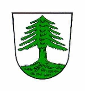 Oberviechtach - Image: Wappen Oberviechtach