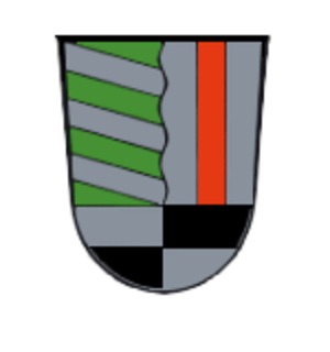 Langfurth - Image: Wappen von Langfurth