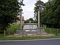 War Memorial,Snape - geograph.org.uk - 937493.jpg