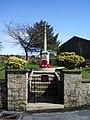 War Memorial, Chipping - geograph.org.uk - 753583.jpg