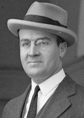 United States Ambassador to Canada - Image: Warren Delano Robbins, 1922 March 3