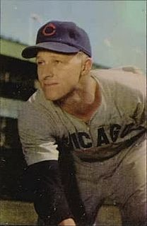 Warren Hacker American baseball player