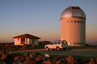 Las Campanas Observatory - Image: Warszawskie Obserwatorium Południowe