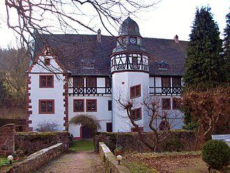 Eschau - Wasserschloss Oberaulenbach