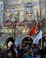 Water is life - Mini wiconi - marchers pass Trump Hotel.jpg