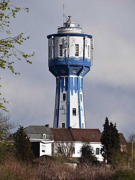 Watertoren van Landen