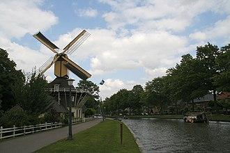 Weesp - Image: Weesp molen 't Haantje