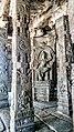 Well Ventilated interiors of Veerabhadra temple.jpg