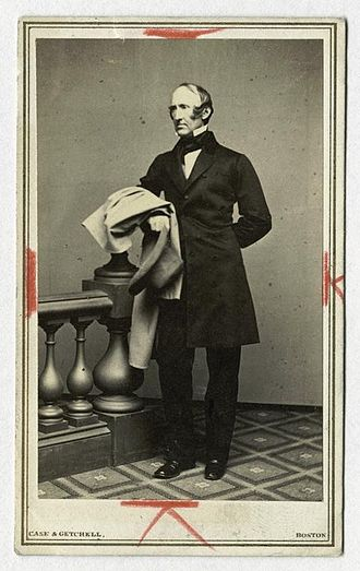 Wendell Phillips - Image: Wendell Phillips standing