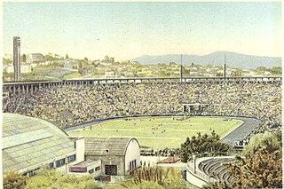 Estadio Municipal do Pacaembú