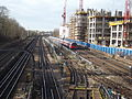West Hampstead Metropolitan 2015 Jubilee line trains I.jpg