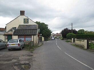 Westhay - Image: Westhay, Somerset
