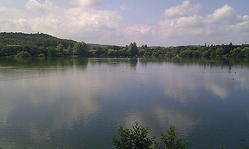 Westport Lake - panoramio