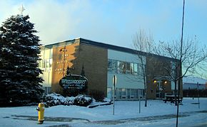 Whitecourt town hall.JPG