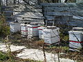 Whole Village beehives 93291936 (13093379885).jpg