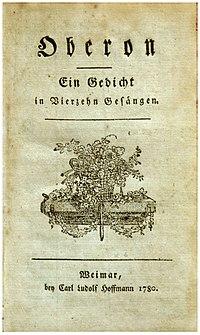 Titelblatt der Erstausgabe (Quelle: Wikimedia)