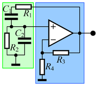 Курсовая работа по схемотехнике аналоговых устройств.