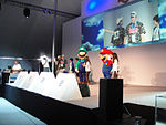 File:Wii Games Summer 2010 - Luigi and Mario on stage (4975925964).jpg