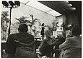 Wijkcentrum Schalkererf met een avond voor zieken en gehandicapten. NL-HlmNHA 54032121.JPG