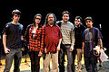 Wikimania 2009 - Richard Stallman en el teatro Alvear con asistentes (3).jpg