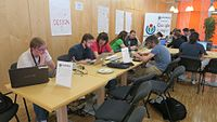 Wikimedia Hackathon 2017 IMG 4331 (34371130610).jpg