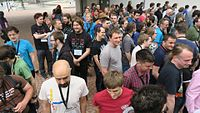 Wikimedia Hackathon 2017 IMG 4609 (34745792816).jpg