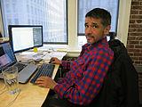 Wikimedia Multimedia Team - January 2014 - Photo 15.jpg