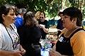 Wikipedians gathering 7943.JPG