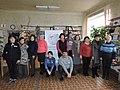 Wikiworkshop in Vovchansk 2018-11-03 by Kharkivian 01.jpg