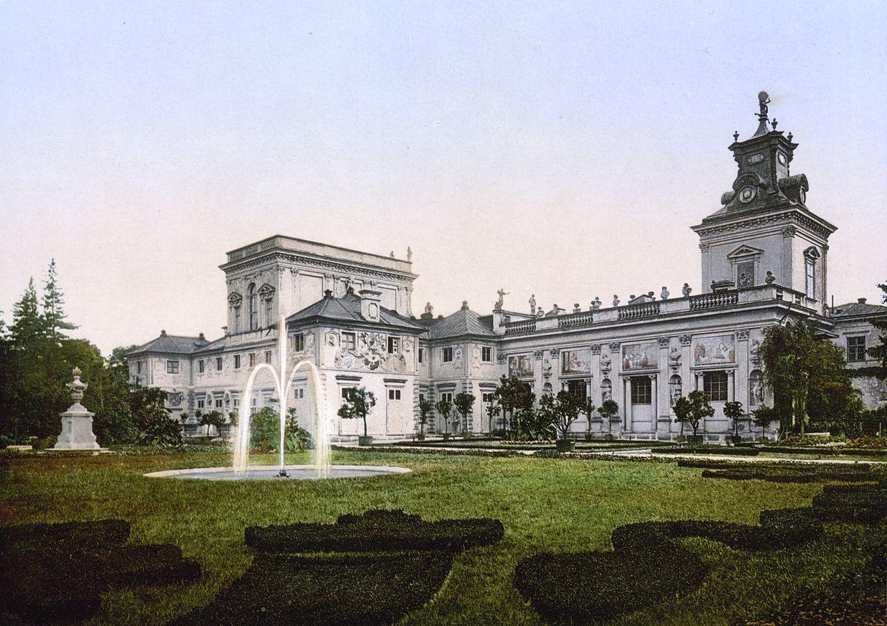Вилянувский дворец в Варшаве.jpg