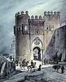 Wilhelm Gail Spanisches Stadttor 1834.jpg