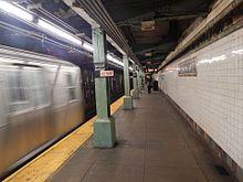 Wilson Avenue station - Wikipedia