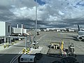 Window view from waiting area in Glasgow International Airport 04.jpg