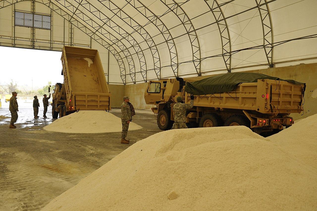 Types of Road Salt