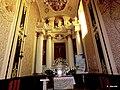 Wnętrze ,kościóła Wniebowzięcia Najświętszej Maryi Panny w Kcyni - panoramio (6).jpg