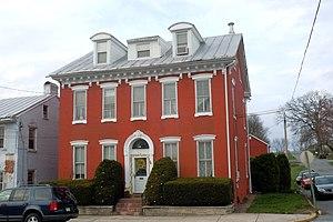 Womelsdorf, Pennsylvania - House on Franklin Street