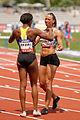Women 100 m hurdles French Athletics Championships 2013 t150134.jpg