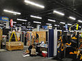WonderCon 2012 - setting up the show (7019131219).jpg