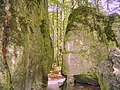 Wonsees, Felsengarten Sanspareil, Fels der Liebe und Pansitz (02).jpg