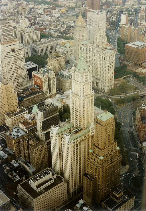 Woolworth Building 1997