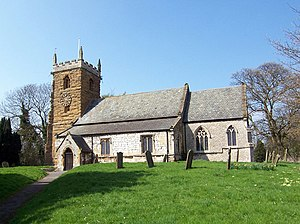 Wootton, North Lincolnshire - Image: Wootton St. Andrew's Church geograph.org.uk 158422