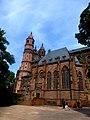 Worms – St. Peter, der Kaiserdom von Südwesten - panoramio.jpg