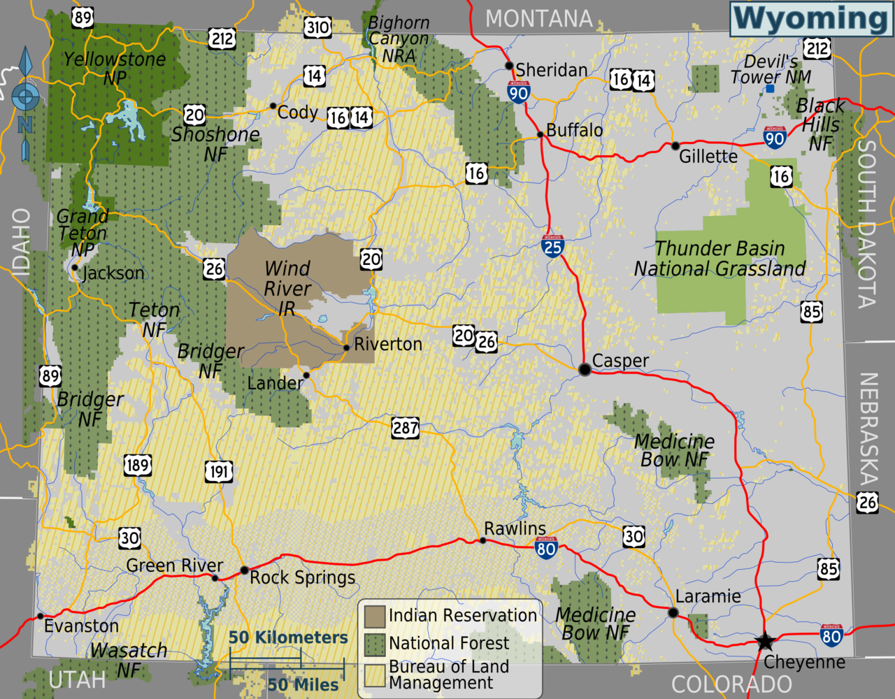 File Wyoming public lands Wikimedia Commons