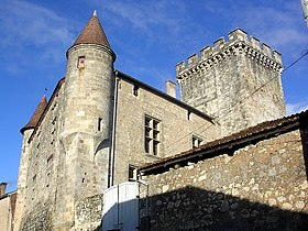 Image illustrative de l'article Château de Xaintrailles
